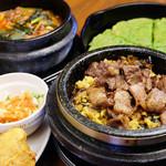 韓国家庭料理 居酒屋 真里庵 - 料理写真: