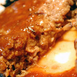 ライラック - ハンバーグステーキ