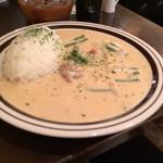 金魚CAFE - 伝説の白いカレー
