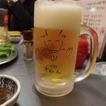 牛ちゃん - 生ビール