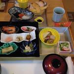 和食 梅心 - 1500円のランチです^_^