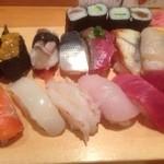 鮨政 - 寿司の大盛り