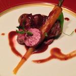 Yusan - 肉料理