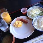 レストラン光和 - 料理写真:
