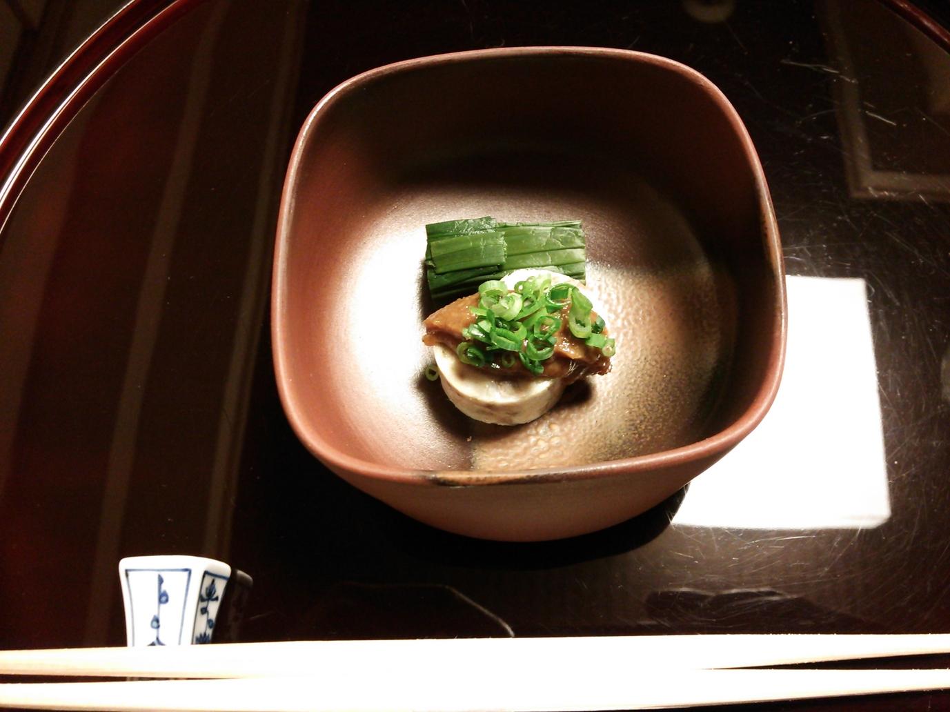 日本料理 開成 亀久田