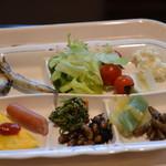 ホテル龍登園 - 料理写真: