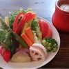 浦野屋 やきとん てるてる - 料理写真:野菜たっぷり!!バーニャカウダ 580円