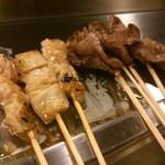 秋吉 - 料理写真:しろ と タン☆