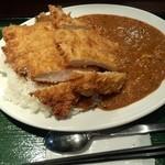 焼とり鶏梵梵 - チキンカツカレー並