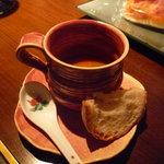 小花 - ☆パンもひたして食べちゃいましょう♪☆