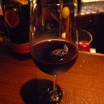 小花 - ☆赤ワインも友人が頂いていましたぁ(*^^)v☆
