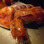 小花 - ☆「ブランジェリー タカギ」さんのパンだそうです☆