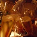 小花 - ☆シャンパンで乾杯は楽しいですね(^◇^)☆