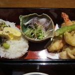 玉ゆら - 天ぷら・酢飯