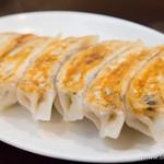 たんたん - 焼き餃子