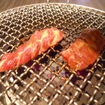 醍醐 - ハラミ焼き