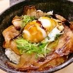 無添くら寿司 - イベリコ豚丼