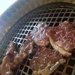 焼肉ハウスリン - サガリとジンギスカン