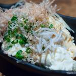 越後屋八十吉 - じゃこねぎ豆腐【2013年12月】