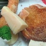 福寿山魚捨 - 竹の子好きです!
