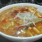 24990088 - 酸辣湯麺