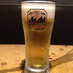 九州 熱中屋 - 140315 生ビール