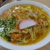 昌月食堂 - 料理写真:中華そば480円