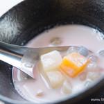 マンゴツリーカフェ+バー - デザート(カオマンガイ ハーフセット)【2013年12月】
