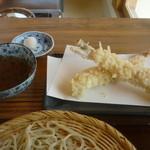 24998160 - 天ざる蕎麦(えび天)