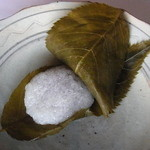 鶴屋寿 - 嵐山さ久ら餅 ー2ー