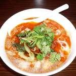 刀削麺 劉家 - 坦々刀削麺