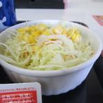 吉野家 - 生野菜 90円