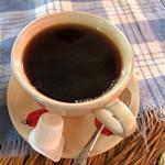 カフェレストラン コルマール - モーニングのコーヒー