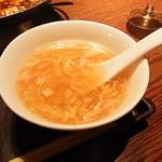 過門香 - たまごスープ