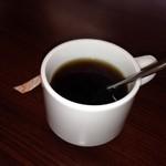 萬盛 - ランチのコーヒー