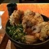 讃也 - 料理写真:鳥天おろしぶっかけの冷です