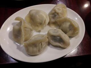 中国家庭料理 楊 2号店 - 羊肉水餃子