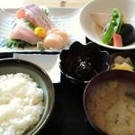 志もつけ亭 - 料理写真:おすすめ上定食