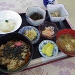 山菜料理のグランマ - 山菜定食