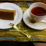 エトワール - 紅茶&シフォンケーキ