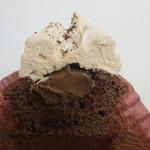 ニューヨークカップケーキ - カプチーノ