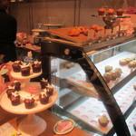 ニューヨークカップケーキ - ディスプレイ