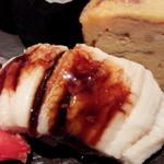 寿司 たつ - あなご