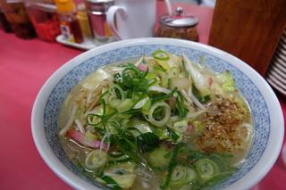 千龍ラーメン - 野菜ラーメン