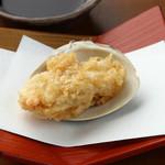 天ぷら ひさご - 蛤