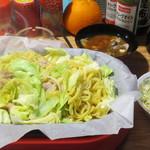 ジーニョ - 鶏ちゃん定食 750円