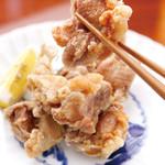 とうあん - 鶏の唐揚げ