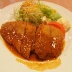 レストラン ツジタ - ビフカツ