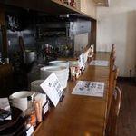 洋食屋 グリル ラパン - 店内2