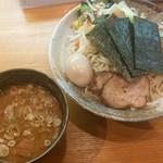 土竜 - 土竜つけ麺¥980